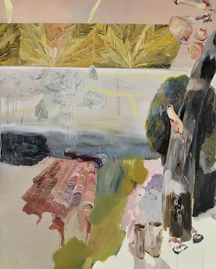 canvas, 130cm x 170cm